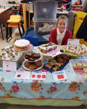 lily cake sale